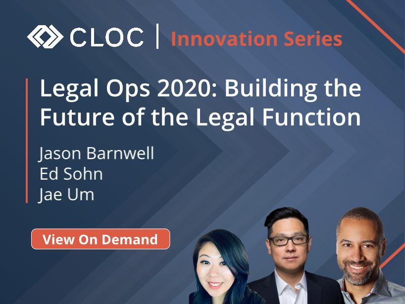 CLOC On Demand: Innovation Series